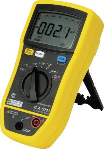 Hand-Multimeter Chauvin Arnoux 5231+Mini03 Kalibriert nach: Werksstandard (ohne Zertifikat)