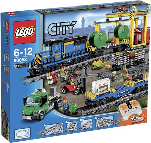 LEGO® CITY 60052 Güterzug