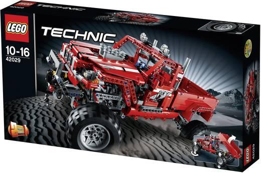 lego technic 42029 pick up truck. Black Bedroom Furniture Sets. Home Design Ideas