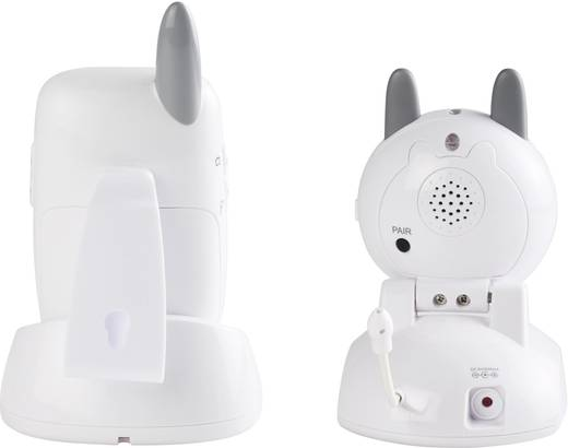 Topcom KS-4240 KS-4240 Babyphone mit Kamera Digital 1.8 GHz