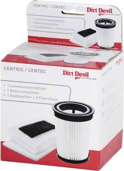 5dílná sada vysavačových filtrů Dirt Devil Centric / Centec