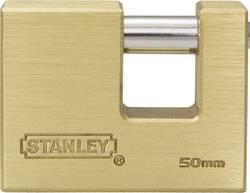 Visací zámek na klíč Stanley Vorhängeschlösser 81090371401, 22 mm, mosaz
