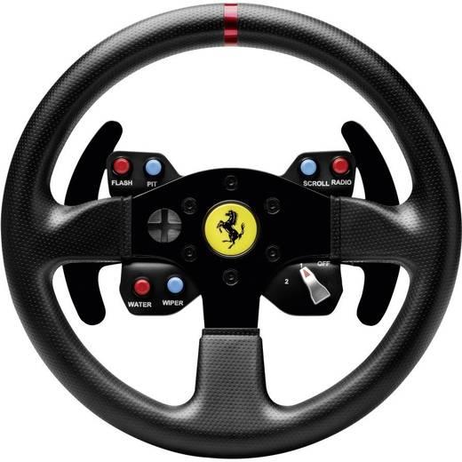 Thrustmaster Ferrari GTE Wheel Add-On Lenkrad Add-On PC, PlayStation 3 Schwarz