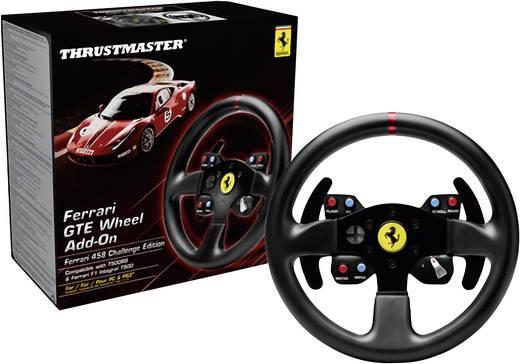 Lenkrad Add-On Thrustmaster Ferrari GTE Wheel Add-On PC, PlayStation 3 Schwarz