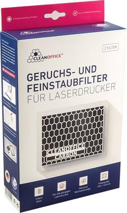 Image of Laserdrucker Filter Feinstaub / Ozon Clean Office Carbon Selbstklebend 2 St.