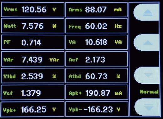 Tektronix PA1000 Tisch-Multimeter Kalibriert nach: DAkkS