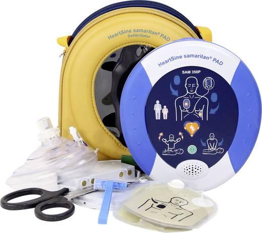 Defibrillator HeartSine samaritan® PAD350P SET 1 inkl. Wandkasten