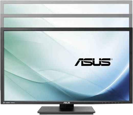 LED-Monitor 71.1 cm (28 Zoll) Asus PB287Q EEK C 3840 x 2160 Pixel UHD 2160p (4K) 1 ms HDMI™, DisplayPort TN LED
