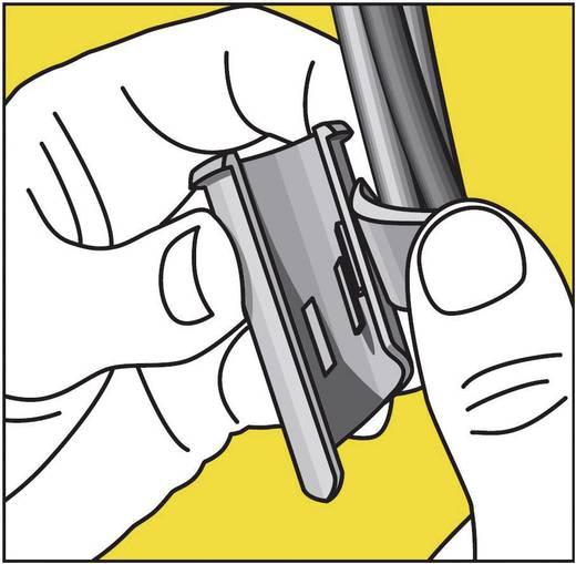 Spiralschlauch 15 mm (max) Hellgrau 5.04003.7042 Serpa 1 Set