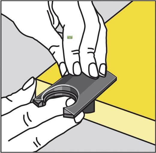 Montageclip Dunkel-Grau 5.04001.7043 Serpa 1 Set