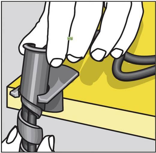 Serpa 5.04003.1028 Spiralschlauch 15 mm (max) Gelb 1 Set