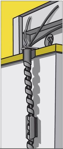 Serpa 5.04003.7042 Spiralschlauch 15 mm (max) Hellgrau 1 Set