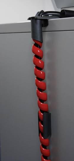 Spirálový kabelový oplet Serpa 5.04595.3020 15 mm, červená, 1 ks