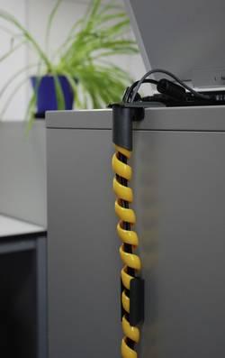 Spirálový kabelový oplet Serpa 5.04595.1028 15 mm, žlutá, 1 ks