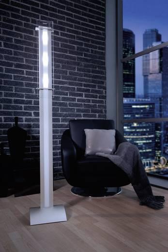 LED-Stehlampe 15 W Neutral-Weiß SKOFF Moderno Elegante MO-LST-A-W-3-PL-PL-01 Aluminium, Transparent