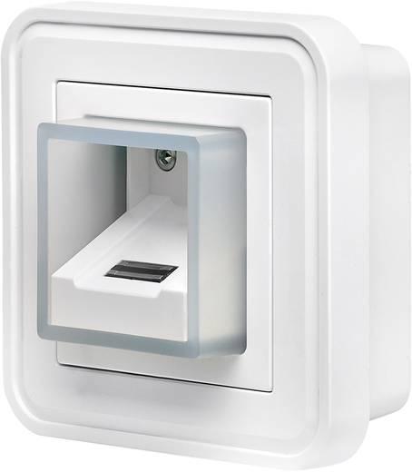 Fingerprint Zugangssystem Aufputz, Unterputz Sygonix 90385Q1 IP41 mit separater Auswerteeinheit