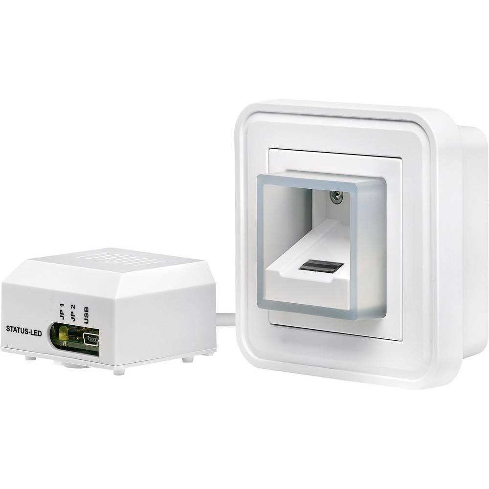 Sygonix 90385Q1 Fingerprint Zugangssystem Aufputz, Unterputz IP41 ...