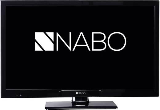 NABO 19 LV2000 LED-TV 48 cm 19 Zoll EEK A (A+ - F) CI+, PVR ready, HD ready, Twin DVB-T/C/S2 Schwarz