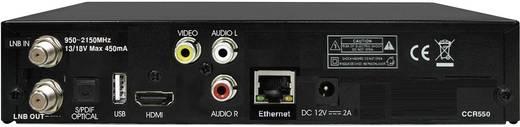 Kathrein CCR550 400487 CityCom HD-SAT-Receiver