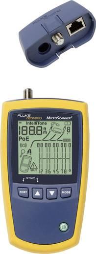 Fluke Networks MS2-100 Microscanner2 Kabeltester, Kabel-Prüfgerät, Kabeltester