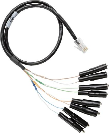 Fluke Networks CLIP-SET Bare Wire ADAPTER, zum Test von Zwei-Draht ...