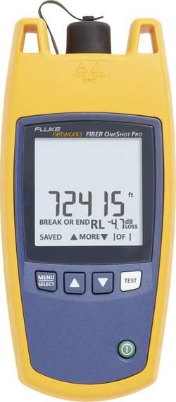 Tester kabelů Fluke Networks Fiber OneShot PRO-SC, FIBR-1-KITPRO