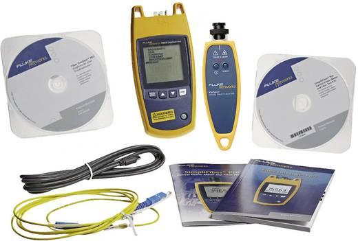 Fluke Networks FOS-100-S-VFL Fiber OneShot PRO-SC-Set mit VisiFault, Kabel-Prüfgerät, Kabeltester