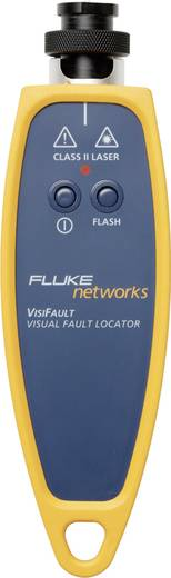 Fluke Networks VISIFAULT Visual Fault Locator, starke sichtbare Laserquelle zur optischen Glasfaserprüfung, Kabel-Prüfge
