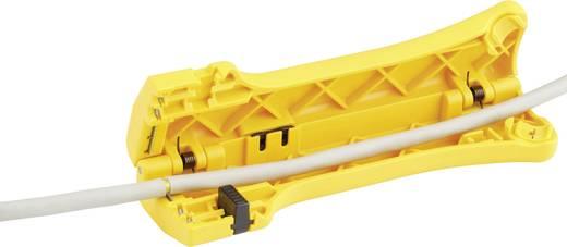 Kabelentmanteler Geeignet für Rundkabel, Flachkabel, Koaxialkabel, CAT5-Kabel, CAT6-Kabel, CAT7-Kabel 4 bis 15 mm 1.5 bi