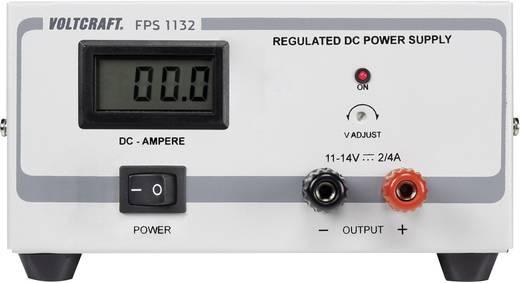 VOLTCRAFT FPS-1132 Labornetzgerät, Festspannung 11 - 14 V/DC 2 - 4 A 28 W Anzahl Ausgänge 1 x