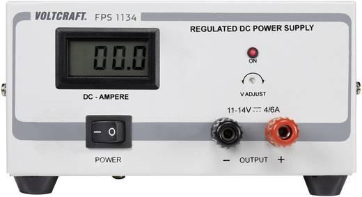 Labornetzgerät, Festspannung VOLTCRAFT FPS-1134 11 - 14 V/DC 4 - 6 A 56 W Anzahl Ausgänge 1 x
