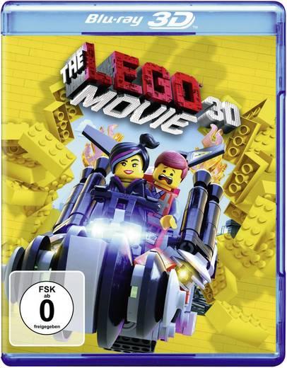 blu-ray 3D The Lego Movie (+2D Blu--ray) FSK: 0