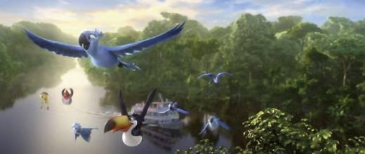 DVD Rio 2 - Dschungelfieber FSK: 0