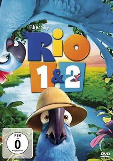 Rio 1 & 2 FSK 0 Animationsfilm, Komödie