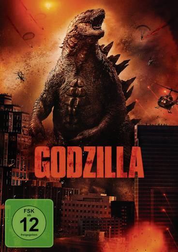 DVD Godzilla 2014 FSK: 12