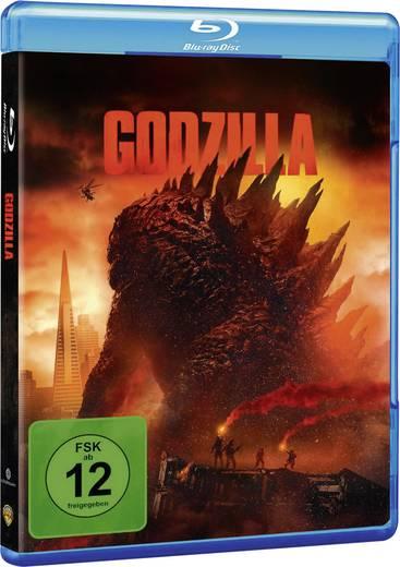 blu-ray Godzilla FSK: 12