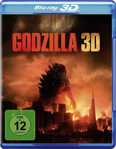 blu-ray 3D Godzilla FSK: 12