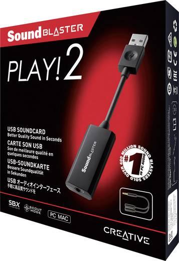 2.1 Soundkarte, Extern Sound Blaster SoundBlaster Play! 2