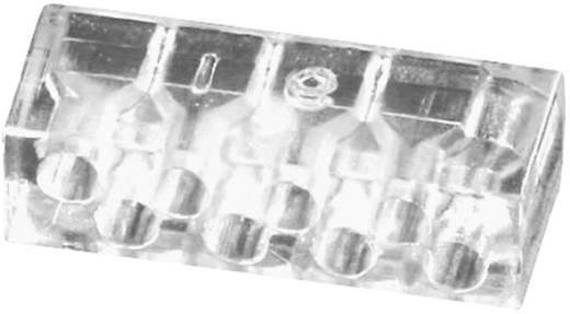 Managementbar für Stecker geschirmt CAT 5e Stecker, gerade Pole: 8P8C 370808M2-MB Glasklar BEL Stewart Connectors 37080