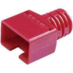 Image of Knickschutztülle für Stecker geschirmt Stecker, gerade Pole: 8P8C 361010-SRX-260-A257 Rot BEL Stewart Connectors