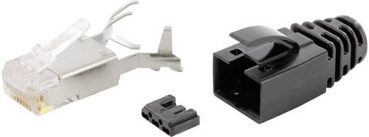 Modular-Stecker geschirmt CAT 6 Stecker, gerade Pole: 8P8C SS-39200-011 Glasklar BEL Stewart Connectors SS-39200-011 1