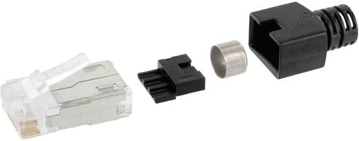 Modular-Stecker geschirmt CAT 6 Stecker, gerade Pole: 8P8C SS-39200-006 Glasklar BEL Stewart Connectors SS-39200-006 1