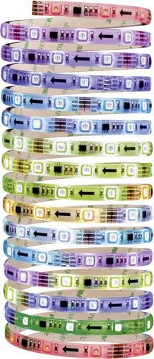 Paulmann Function Digital LED Stripe Set 5m RGB 70480 LED-Streifen mit Stecker 12 V 500 cm RGB
