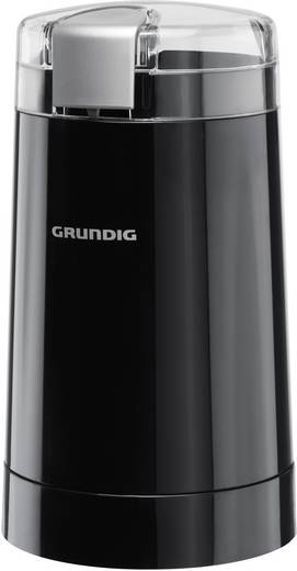 Kaffeemühle Grundig CM 3260 Schwarz GMN2200 Edelstahl-Schlagmesser