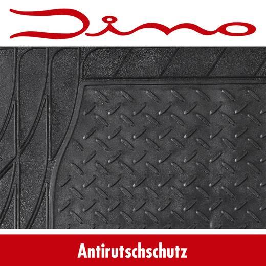 Kofferraummatte universal (L x B) 80 cm x 120 cm Schwarz DINO 130025