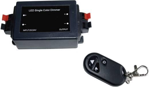Funkdimmer inkl. Fernbedienung DioDor DIO-LED-DI12F Schwarz