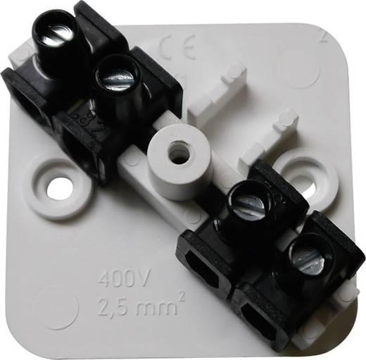 Abzweigkasten (L x B x H) 60 x 55 x 25 mm 5331 Grau IP30