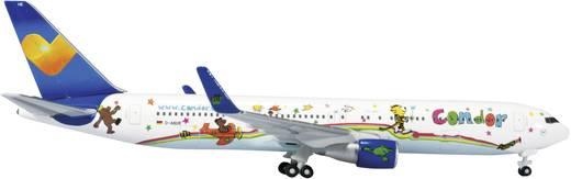 """Luftfahrzeug 1:500 Herpa Condor Boeing 767-300 """"Janosch"""" 524704"""