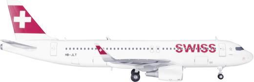 Luftfahrzeug 1:200 Herpa Swissair International Air Lines Airbus A320 556262