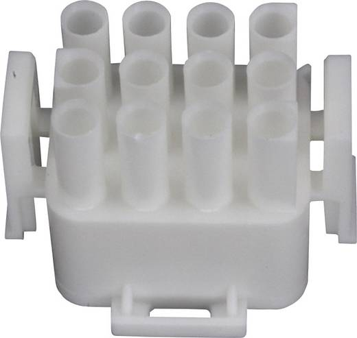 TE Connectivity Stiftgehäuse-Kabel Universal-MATE-N-LOK Polzahl Gesamt 9 1-480706-0 1 St.